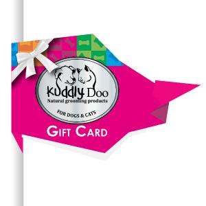 gift card Kuddly Doo