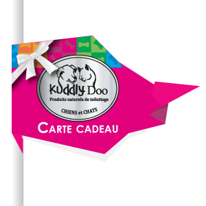carte cadeau Kuddly Doo